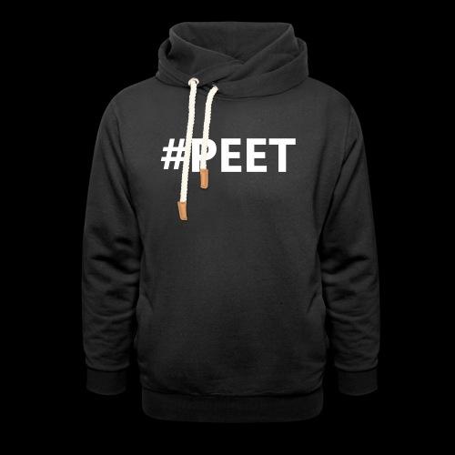 #PEET NO BOX - Unisex sjaalkraag hoodie