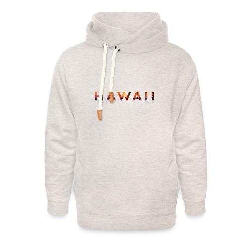 hawaii - Sweat à capuche cache-cou unisexe