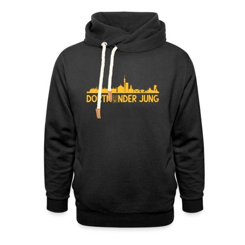 Dortmunder Jung Skyline - Schalkragen Hoodie