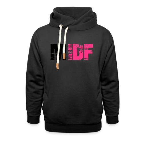 Logo MIDF 2 - Sweat à capuche cache-cou unisexe