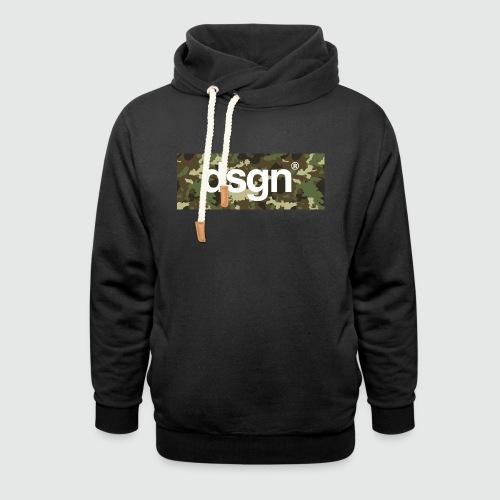 DSGN_03 - Sjaalkraag hoodie
