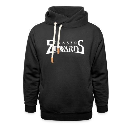 Fraser Edwards Men's Slim Fit T shirt - Unisex Shawl Collar Hoodie