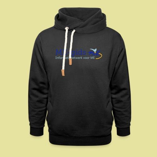 logomegids - Unisex sjaalkraag hoodie