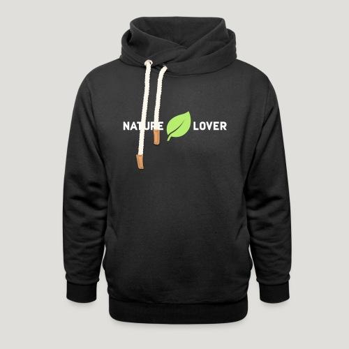 Nature Lover - Schalkragen Hoodie