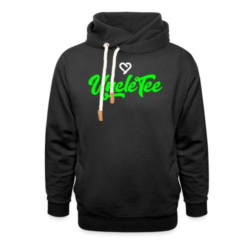 brand hoodie 4 - Unisex sjaalkraag hoodie