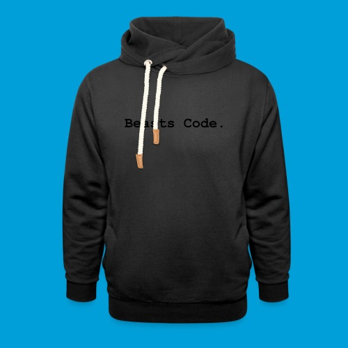 Beasts Code. - Shawl Collar Hoodie