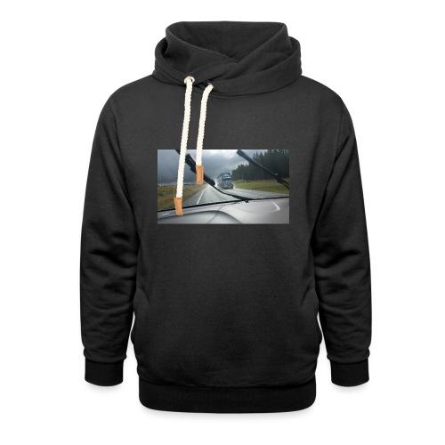 LKW - Truck - Neuseeland - New Zealand - - Schalkragen Hoodie