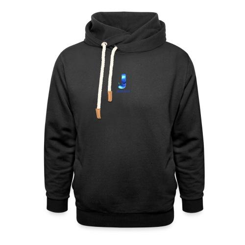 JULIAN EN CO MERCH - Unisex sjaalkraag hoodie