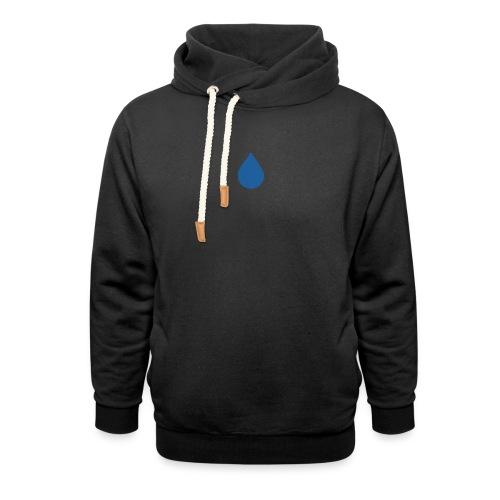 Water halo shirts - Shawl Collar Hoodie