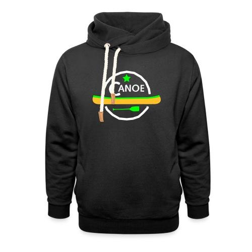 Kanu Logo - Schalkragen Hoodie