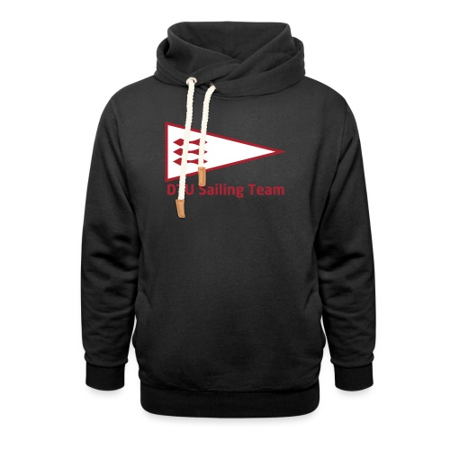 DTU Sailing Team Official Workout Weare - Shawl Collar Hoodie