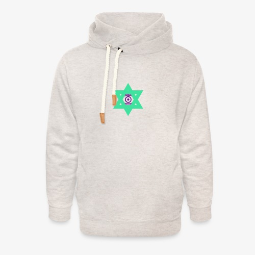 Star eye - Unisex Shawl Collar Hoodie