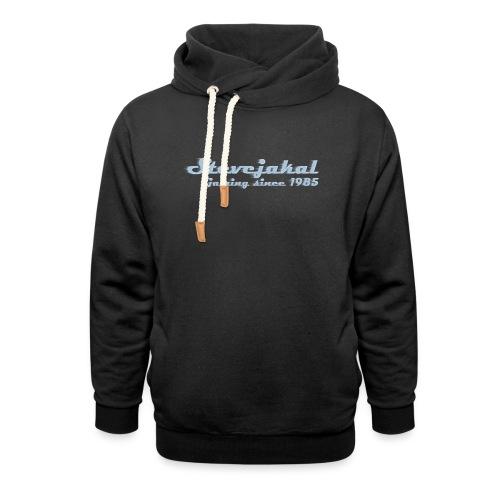 Stevejakal Merchandise - Schalkragen Hoodie