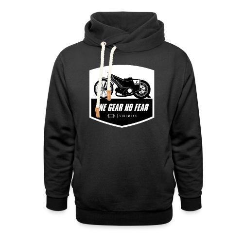 Speedway Bahnsport - Unisex Schalkragen Hoodie