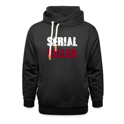 Serial Killer - Schalkragen Hoodie