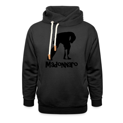 simpler version for logo - Unisex Shawl Collar Hoodie