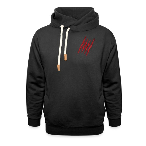 The Mark - Special Edition - Unisex sjaalkraag hoodie