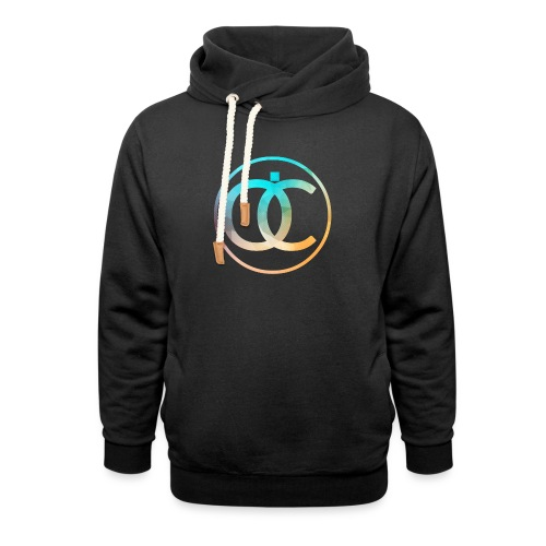 OliC Clothes Special - Hoodie med sjalskrave