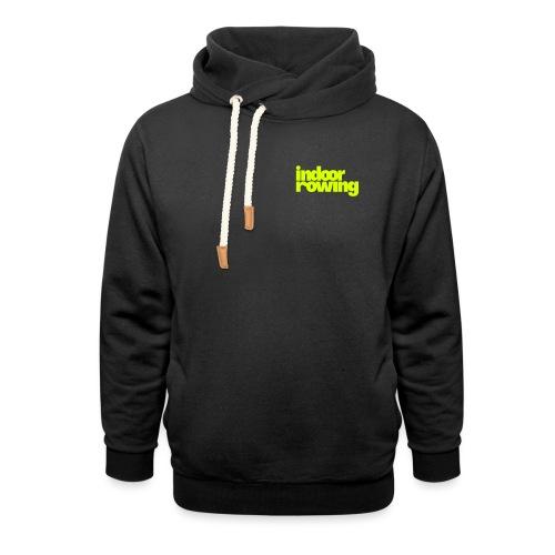 indoor rowing - Unisex Shawl Collar Hoodie