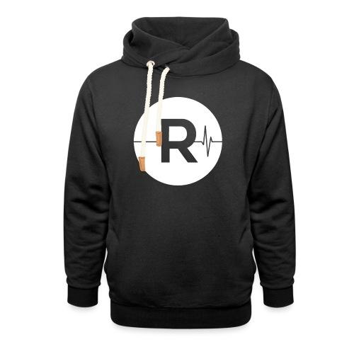 REVIVED - BIG R - Shawl Collar Hoodie