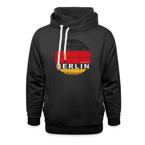 BERLIN, Germany, Deutschland - Unisex Shawl Collar Hoodie
