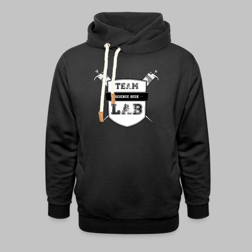 Team Lab - Shawl Collar Hoodie