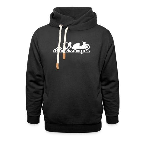 STAYLOW Skater - Schalkragen Hoodie