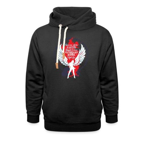 Kabes Guardian Angel T-Shirt - Shawl Collar Hoodie
