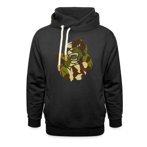 Tigermood - Felpa con colletto alto unisex