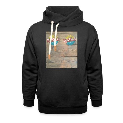 TenSlippers - Unisex sjaalkraag hoodie