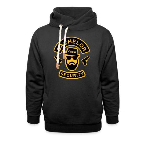 Bachelor Security - JGA T-Shirt - Bräutigam Shirt - Unisex Schalkragen Hoodie