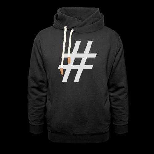 Hashtag Team - Schalkragen Hoodie