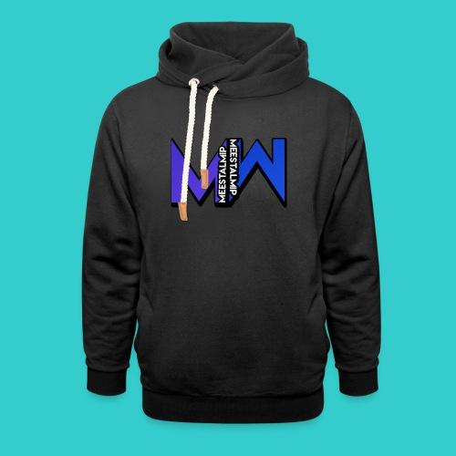 MeestalMip Shirt - Men - Unisex sjaalkraag hoodie
