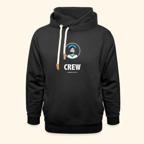 SeaProof Crew - Schalkragen Hoodie