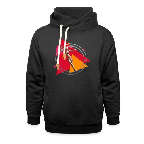 What comes around - Shawl Collar Hoodie