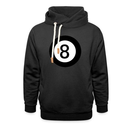 Black 8 - Shawl Collar Hoodie