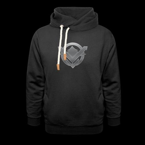 SVN Arts logo - Sjaalkraag hoodie