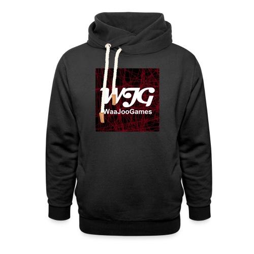 T-shirt WJG logo - Sjaalkraag hoodie