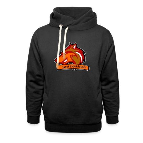 png - Sjaalkraag hoodie
