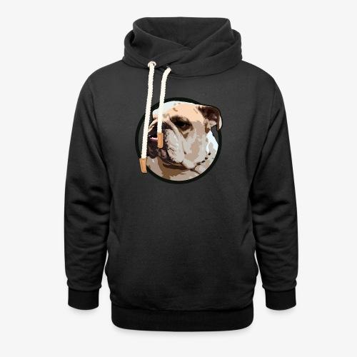 Bulldog - Shawl Collar Hoodie