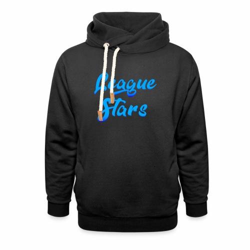 LeagueStars - Unisex sjaalkraag hoodie