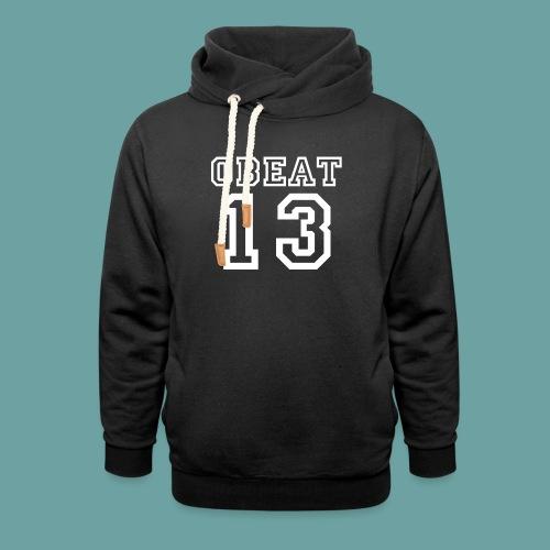 Obeat Limited Edition - Unisex sjaalkraag hoodie