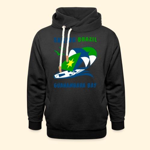 Sailing Brazil - Shawl Collar Hoodie