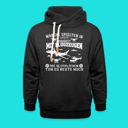 Modellbauer - Schalkragen Hoodie
