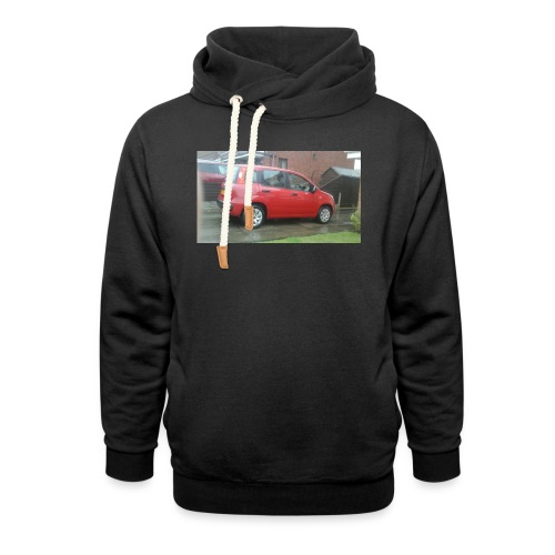 AWESOME MOVIES MARCH 1 - Unisex Shawl Collar Hoodie
