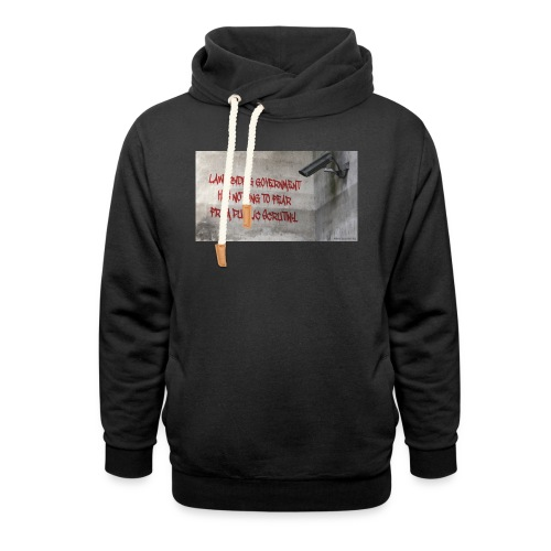 Nothing to Fear - Shawl Collar Hoodie