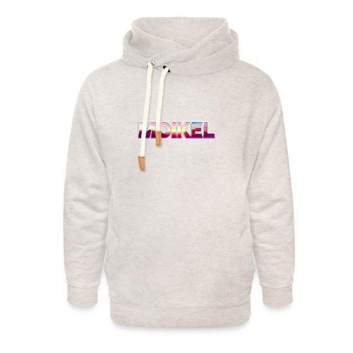 Moikel Rising Sun - Unisex hoodie med sjalskrave
