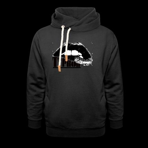 Typhon Original Logo - Shawl Collar Hoodie