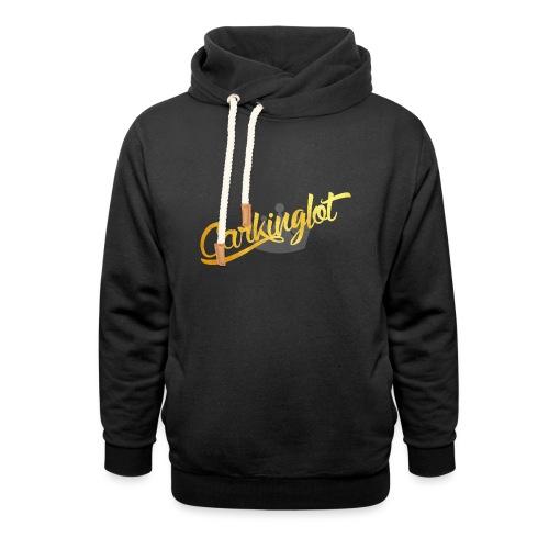 Carkinglot schoon - Unisex sjaalkraag hoodie