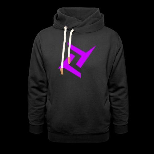 New logo png - Sjaalkraag hoodie